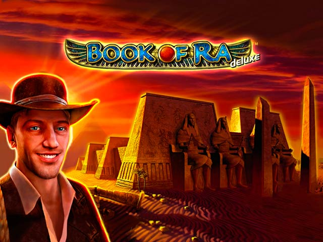 Videoautomat Book of Ra Deluxe