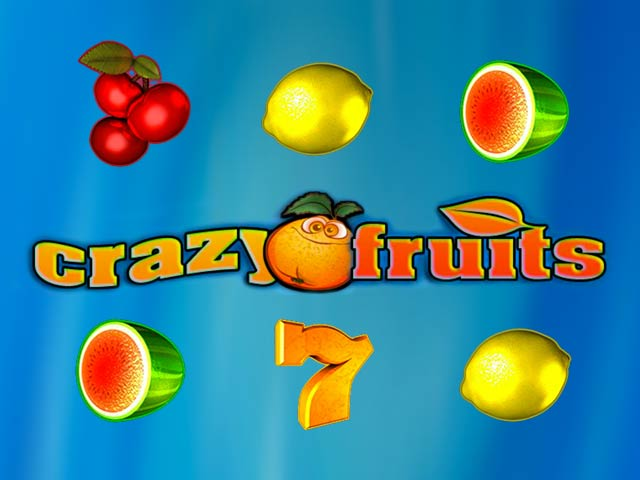 Fruit slot Crazy fruits